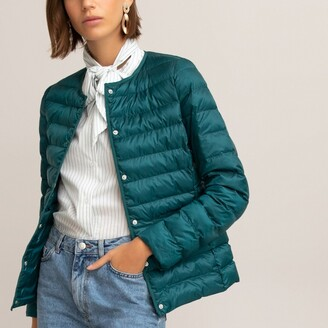 La Redoute Collections Recycled Lightweight Padded Puffer Jacket