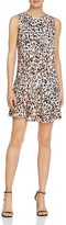 Cooper & Ella Tish Cheetah Print Dress