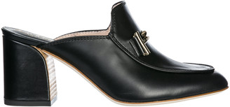 Tod's Tods Double T Mules Shoes