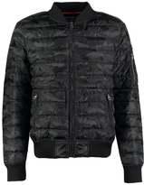 Schott Nyc Riddick Down Jacket Black