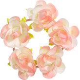 H&M Hair Elastic with Flowers - Pink - Ladies