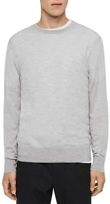 AllSaints Ode Cashmere Crewneck Sweater