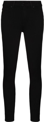 Paige High Rise Muse Cropped Jeans