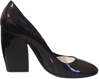 Pierre Hardy Black Patent leather Heels