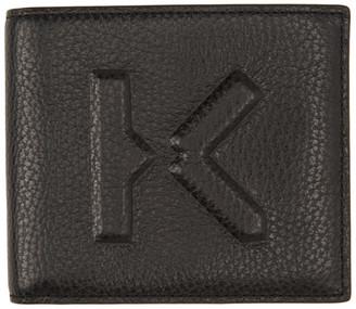 Kenzo Black Imprint Wallet