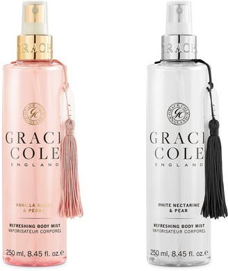 Grace Cole Set of Two Body Mists 250ml