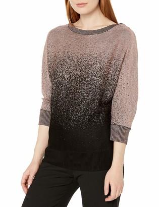Amy Byer Women's Dolman Sleeves Sweater