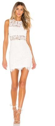 superdown Suri Sleeveless Mini Dress