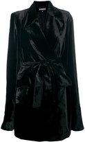 Ann Demeulemeester robe coat