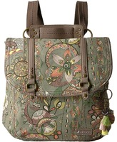 Sakroots Convertible Backpack Backpack Bags