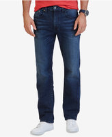 Nautica Men's Straight-Fit Pure Blue Wash Jeans