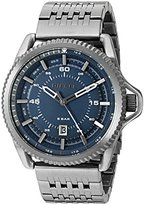 Diesel Men's DZ1753 Rollcage Gunmetal Watch