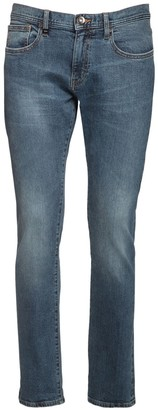 Armani Exchange Stretch Cotton Denim Jeans