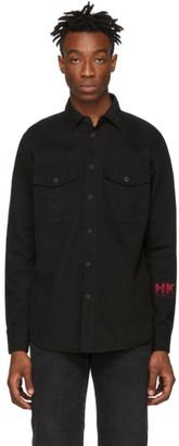 Han Kjobenhavn Black Garden Shirt