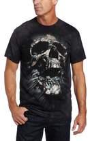 The Mountain 100% Cotton Breakthrough Skull T-Shirt