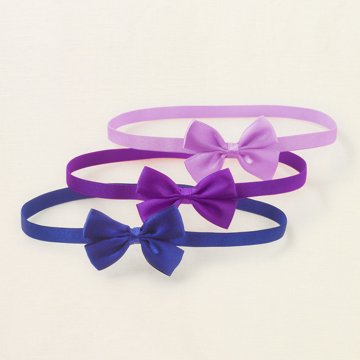Children's Place Bow headwraps 3-pack
