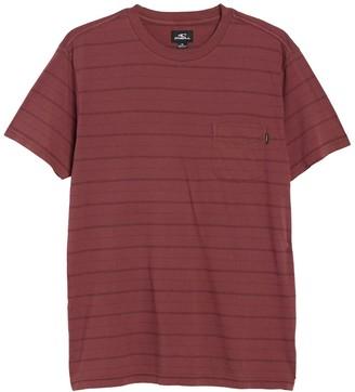 O'Neill Dinsmore Stripe Pocket T-Shirt