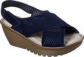 Skechers Women's Parallel Infrastructure Wedge Sandal