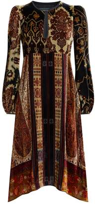 Etro Devore Midi Dress