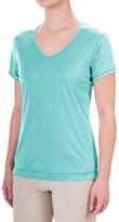 Mountain Hardwear Wicked Printed T-Shirt - Short Sleeve (For Women)