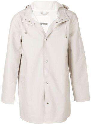 Stutterheim Hooded Raincoat
