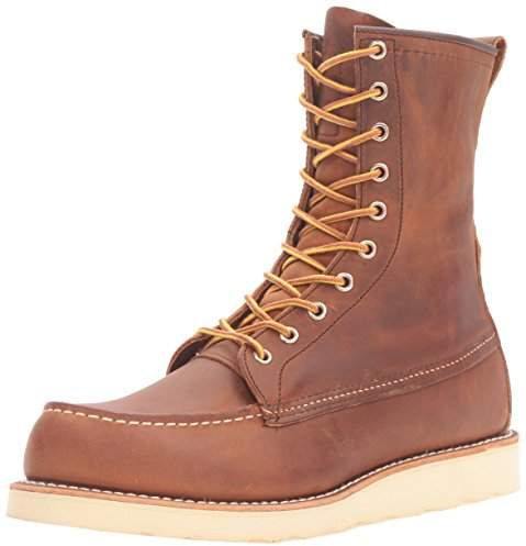 Red Wing Shoes Men's 8 Inch Moc Work Boot