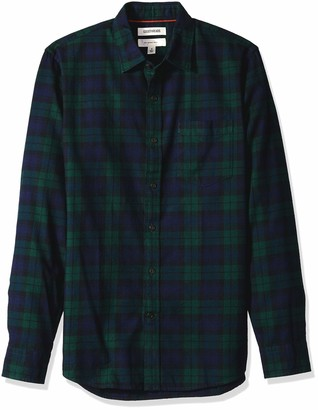 Goodthreads Slim-fit Long-sleeve Brushed Flannel Shirt