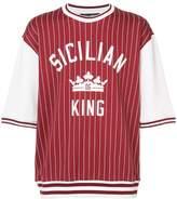 Dolce & Gabbana Sicilian sweatshirt