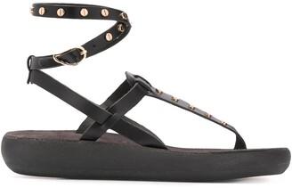 Ancient Greek Sandals Estianails studded sandals