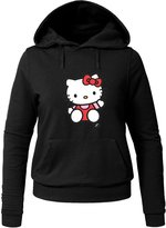 Hello Kitty Hoodies Hello Kitty For Ladies Womens Hoodies Sweatshirts Pullover Tops