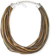 Lafayette 148 New York Signature Mesh Multi-Strand Necklace