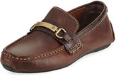 Cole Haan Somerset Bit II Leather Loafer, Brown