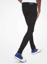 Michael Kors Slim-Fit Stretch-Cotton Jeans