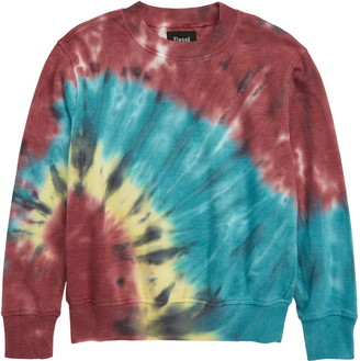 Elwood Tie Dye Sweatshirt