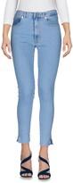 (+) People + PEOPLE Denim pants - Item 42605227