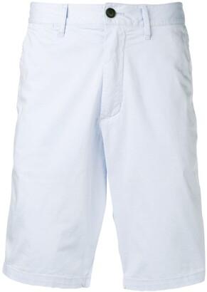 Emporio Armani Celeste chino shorts