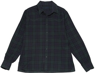 Lanvin Multicolour Wool Shirts