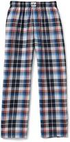 Gap Plaid PJ pants