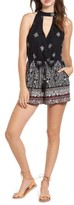 Band of Gypsies Women's Keyhole Romper