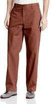 Dockers Field Khaki Washed D3 Classic-Fit Flat-Front Pant