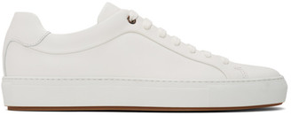 BOSS White Mirage Tennis Sneakers
