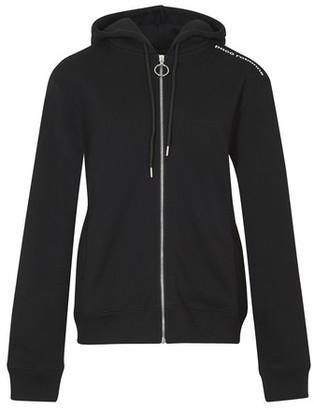 Paco Rabanne Zipped hoodie