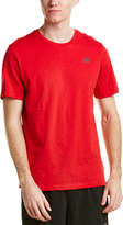 New Balance Heather Tech Short Sleeve Top