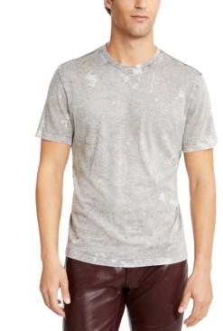 INC International Concepts Inc Men's Golden T-Shirt, Created For Macy's