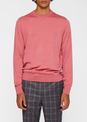 Men's Light Pink Merino Sweater