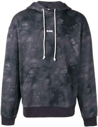 G Star x Jaden Smith logo print hoodie