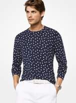 Michael Kors Dot Cotton Pullover
