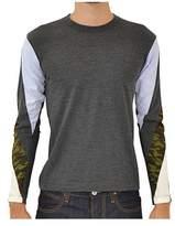 Comme des Garcons Mens Grey Cotton T-shirt.