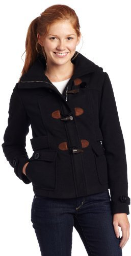 Hydraulic Juniors Toggle Front Wool Coat