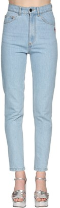 Marc Jacobs High Waist Straight Denim Jeans